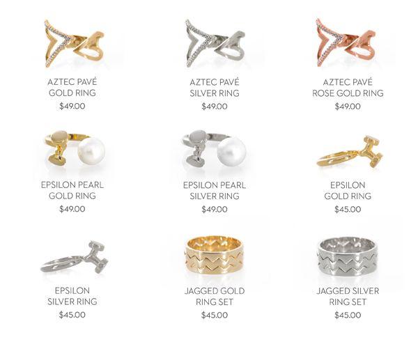 ring stacks //