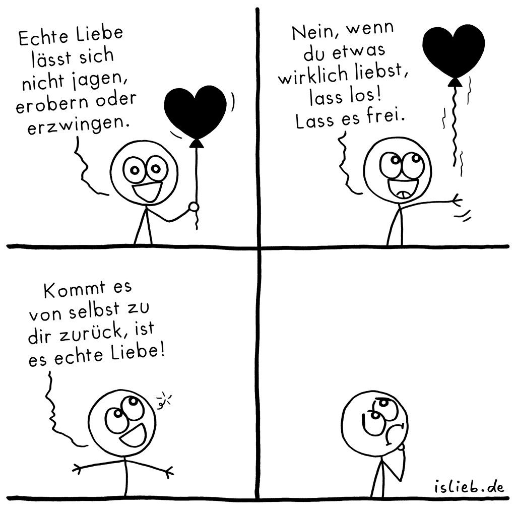 Echte Liebe | #verliebt #geliebt #ballon #islieb