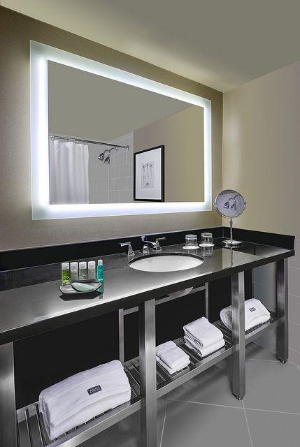 The Westin Harbour Castle Toronto Guest Bathroom Hotel