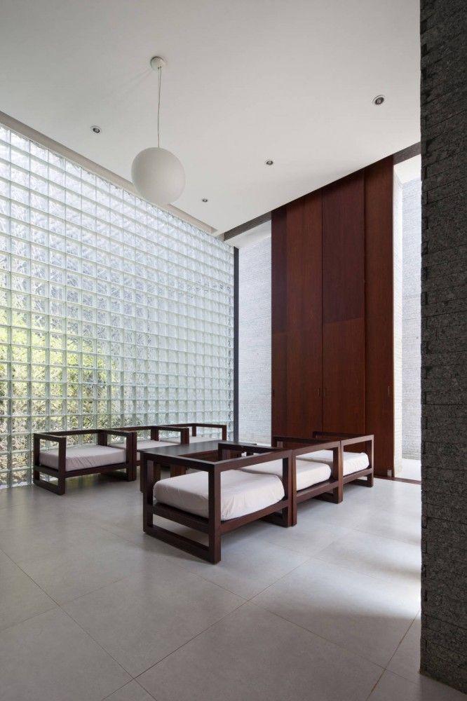 Gia Lai House Vo Trong Nghia Architects