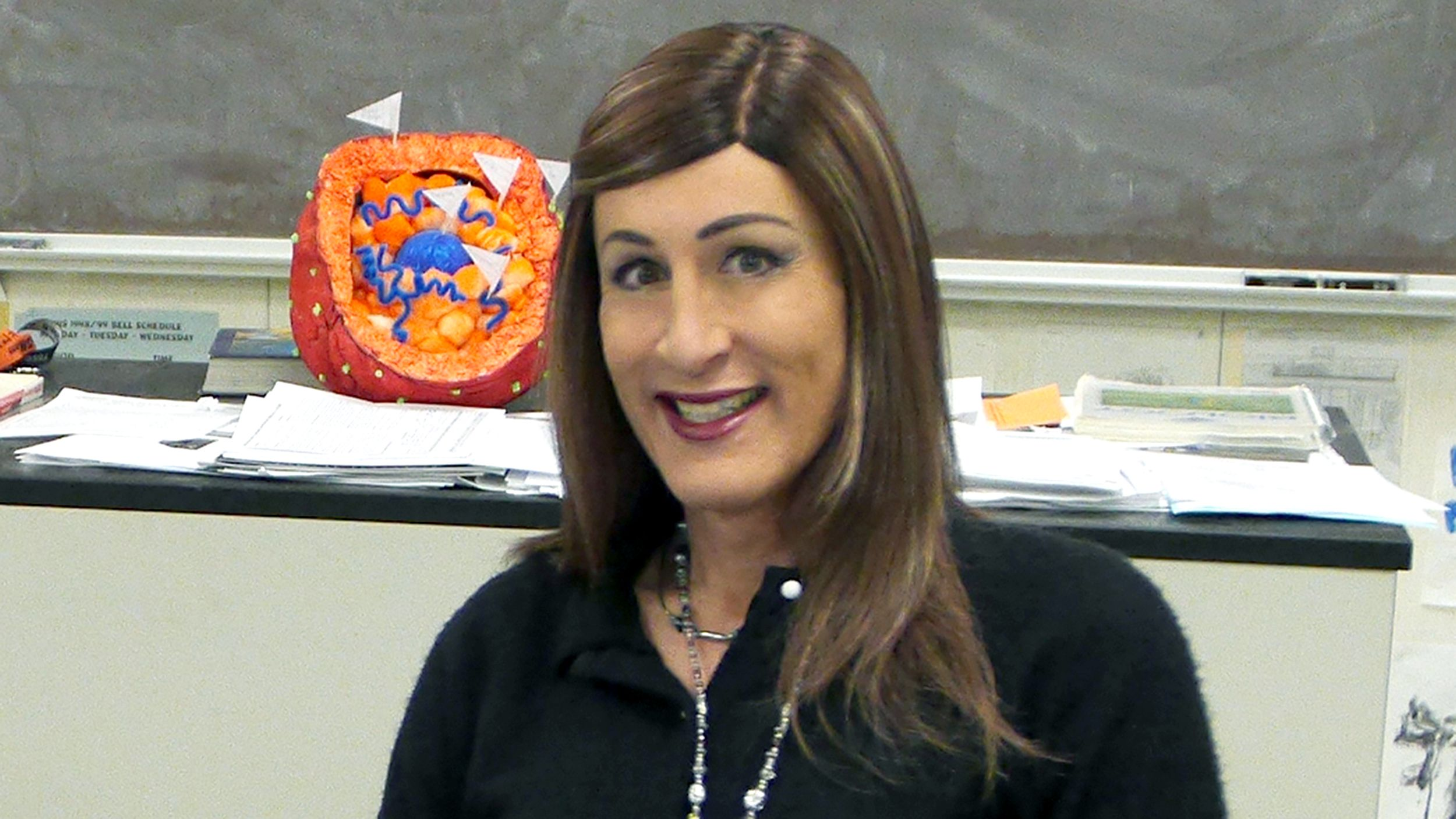Transgender teacher reveals joy, heartbreak of new life as a woman