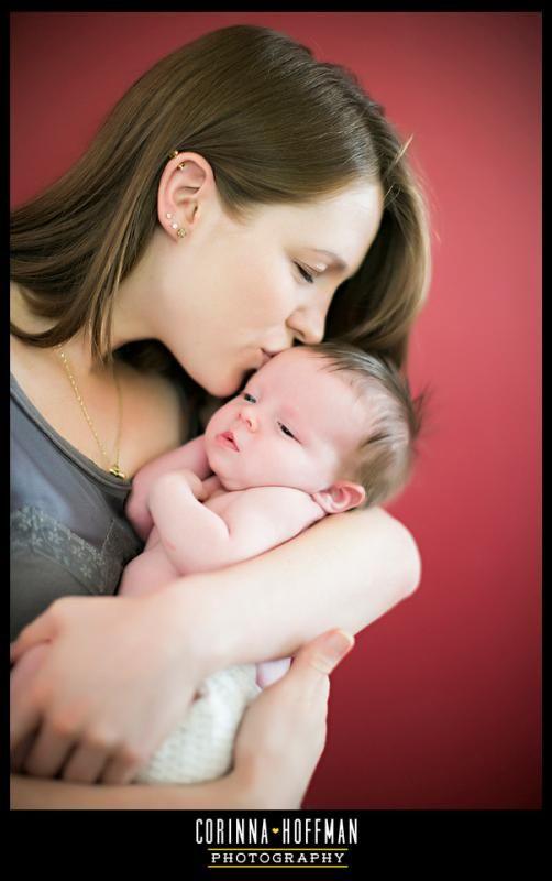 © Corinna Hoffman Photography - www.corinnahoffman.com - Newborn Session - Jacksonville, Florida - Baby Photographer