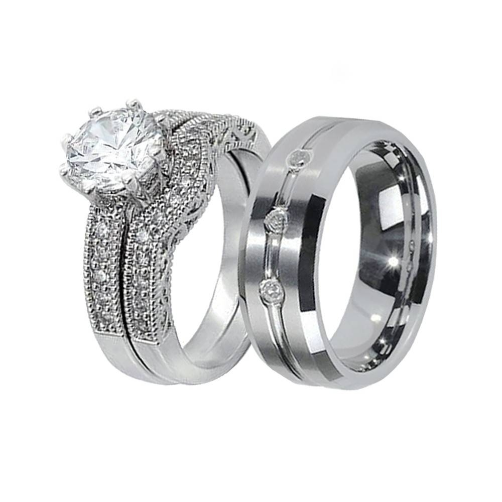Click to find 100+ Wedding Ring Sets His And Hers of 2018