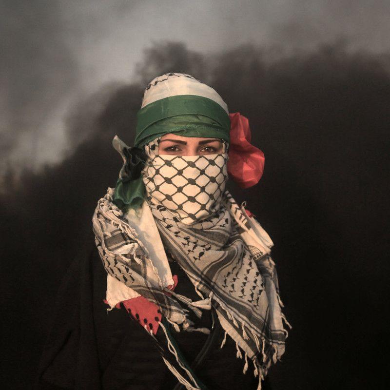 Why We Protest The Electronic Intifada Palestine Girl Palestine Art Palestine