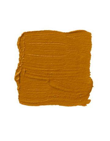 Pumpkin Orange Paint the prettiest colors to paint your front door | gold rush