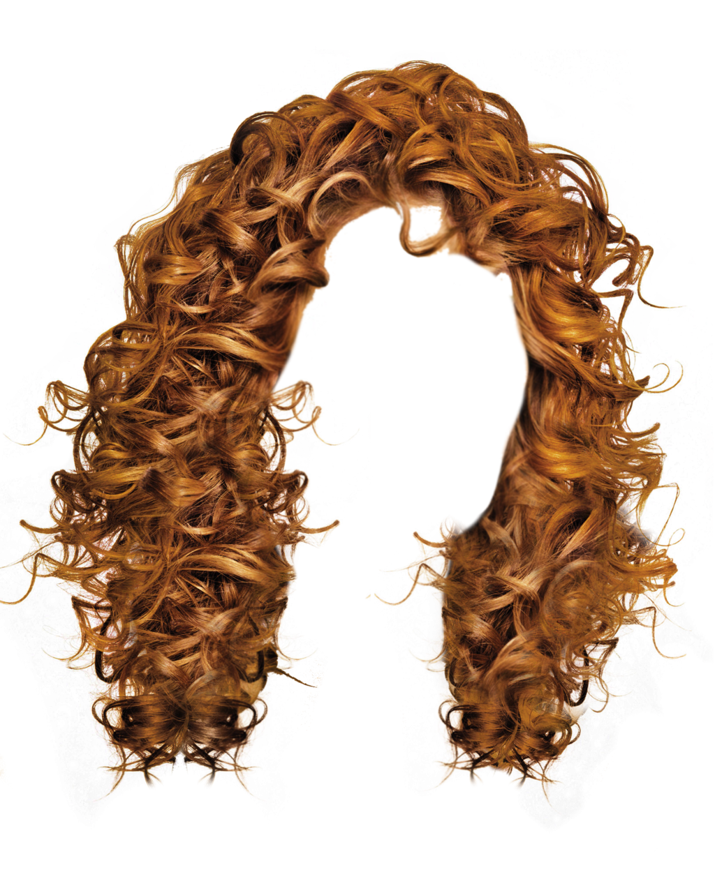 Download Png Image Women Hair Png Image Hair Png Brown Curly Hair Curly Hair Styles