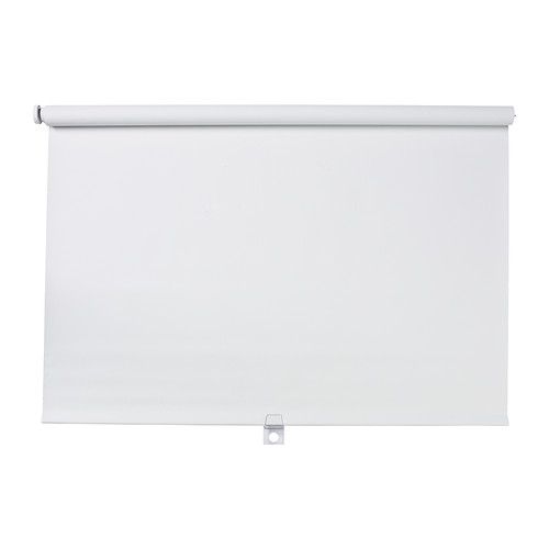 TUPPLUR Block-out roller blind IKEA The blind is cordless for