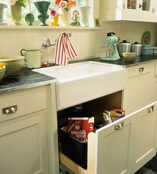 Lavabos para cocinas de estilo cottage | Lavabo, Estilo y Cocinas