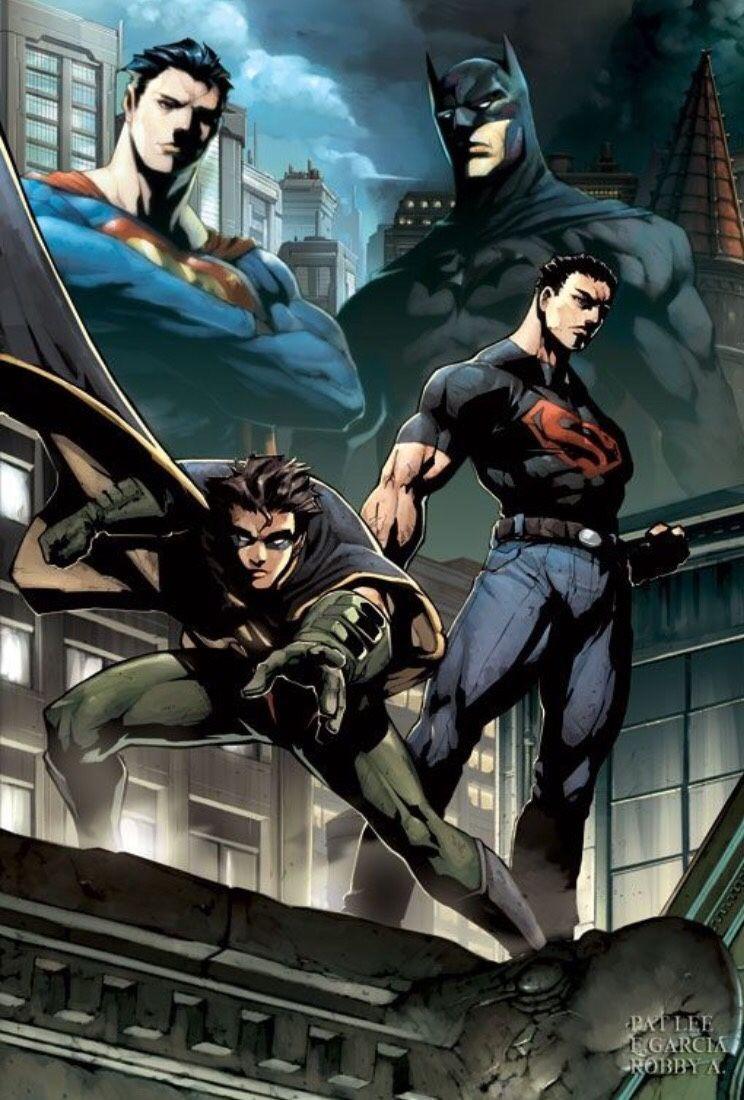 Dccomicsnews Comics Batman And Superman Batman
