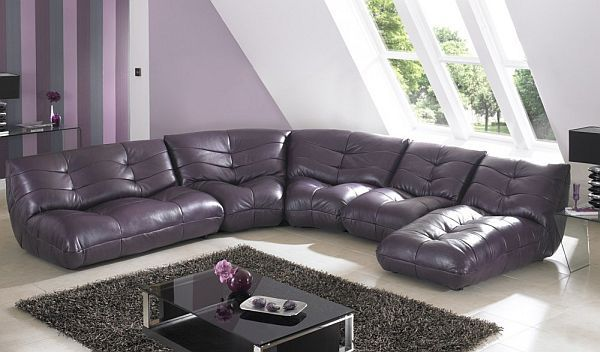 Latest Furniture Designs For Living Room Endearing 7 Modern L Shaped Sofa Designs For Your Living Room  Bonus Rooms Decorating Inspiration
