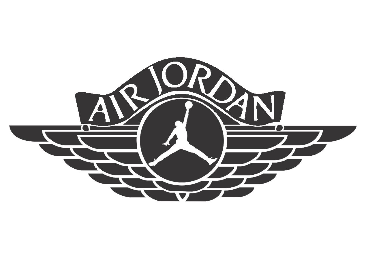 Air Jordan Logo Vector Jordan logo, Jordan logo
