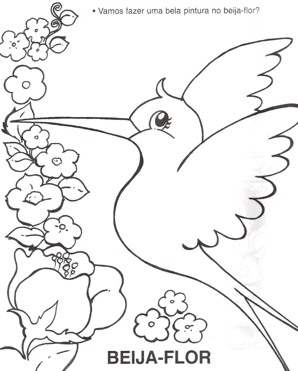 44 Atividades Com Flores Para Imprimir E Colorir Online Cursos Gratuitos Em 2020 Pintura Em Tela Flores Beija Flor Desenho Borboletas Para Colorir