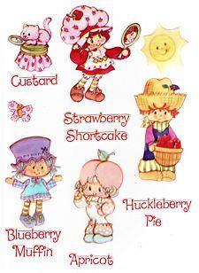 Strawberry Shortcake And Friends 80s Strawberry Shortcake Cartoon Strawberry Shortcake Characters Strawberry Shortcake