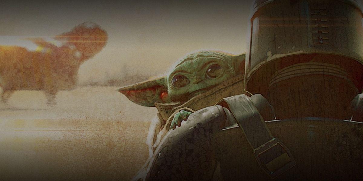 The Mandalorians Baby Yoda Is The Best Part Of Disney Mandalorian Star Wars Baby Yoda Images