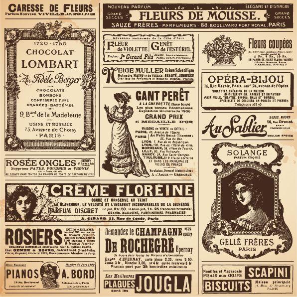 newspaper classifieds template