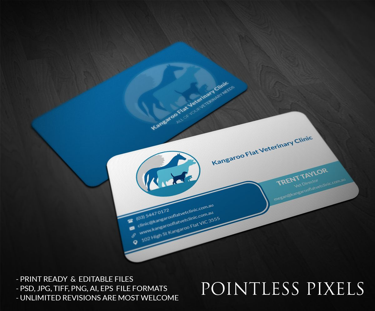 Business Card Design by Pointless Pixels India for Business cards ...