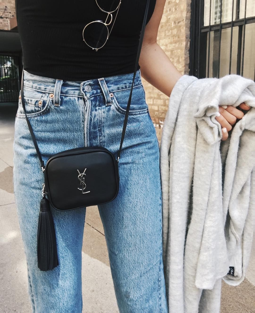 Saint Laurent Blogger Bag. YSL Blogger Bag. YSL Cross,body
