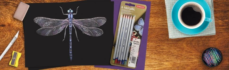 Iridescent Colored Pencils Want