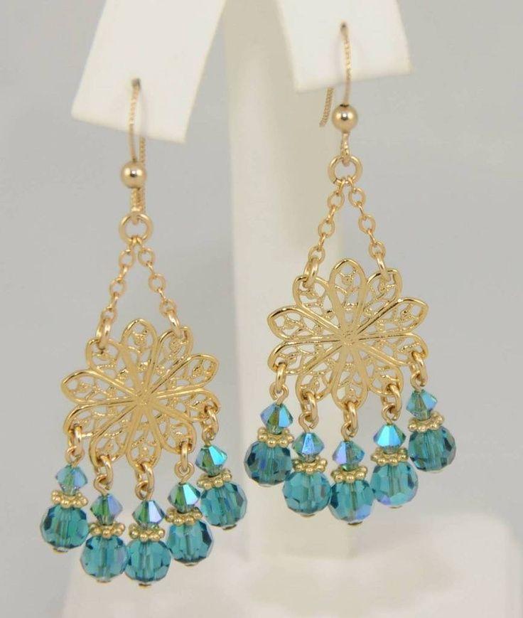 Teal chandelier earrings httpchandeliertopteal teal chandelier earrings httpchandeliertopteal chandelier mozeypictures Images