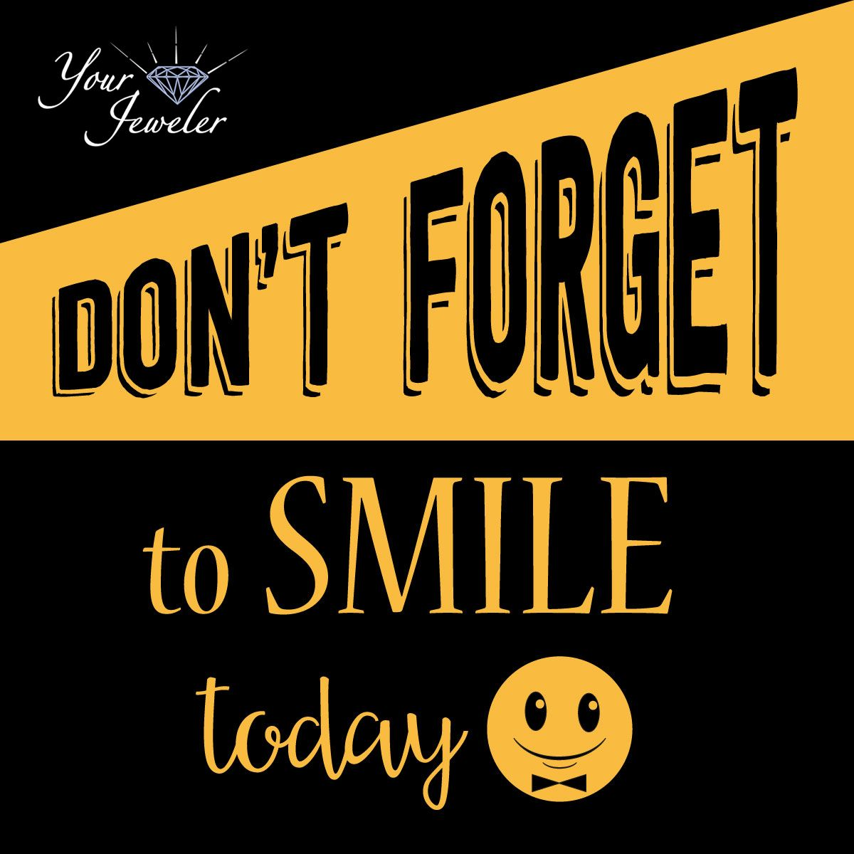 Studies suggest that smiling, forced or not, can have a positive effect on your mood, decrease stress levels, and even make everyone around you feel better. Come on, you can do it! #smile #positive #happy