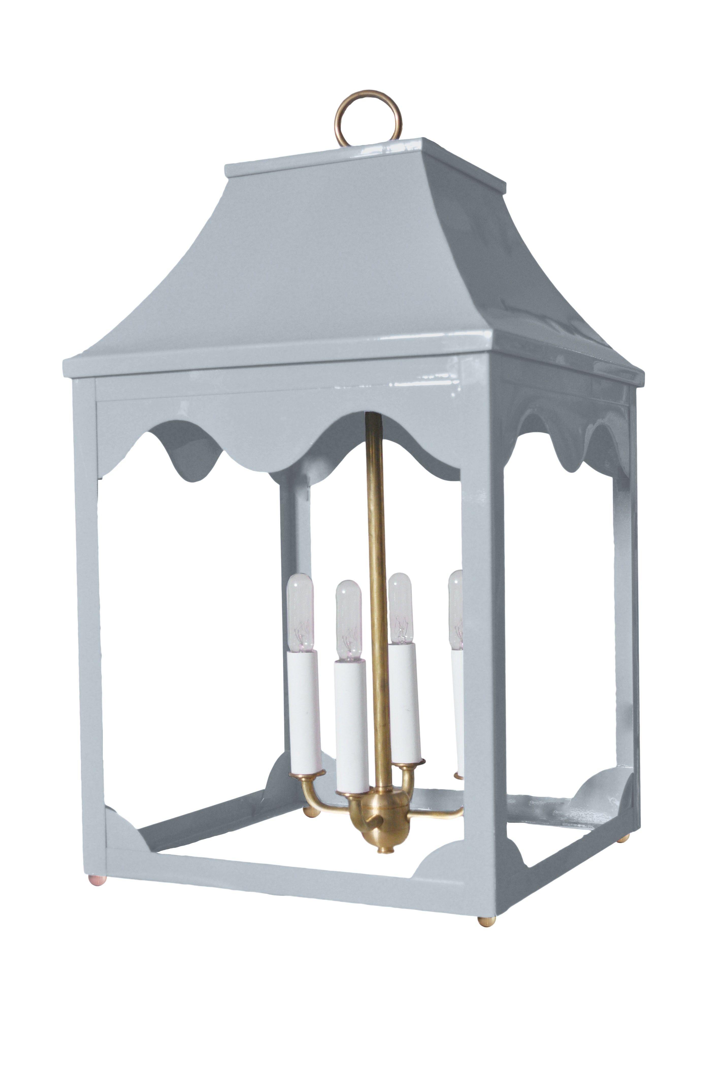 Oomph - hobe sound lantern- hinting blue   lighting   Pinterest ...