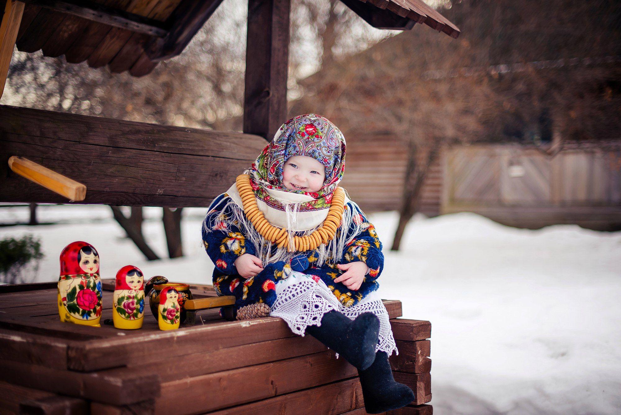 Фотосессия русская зима модели онлайн советск