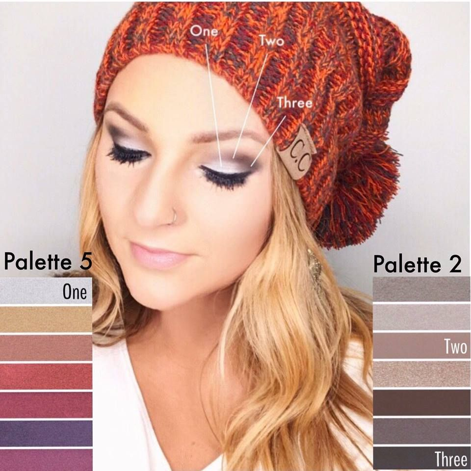 Julie's look: Addiction Palette 5 and Palette 2!  #beauty #makeup #eyeshadow