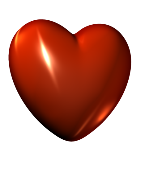 3d Red Heart Clipart Love Heart Images Heart Images Red Heart