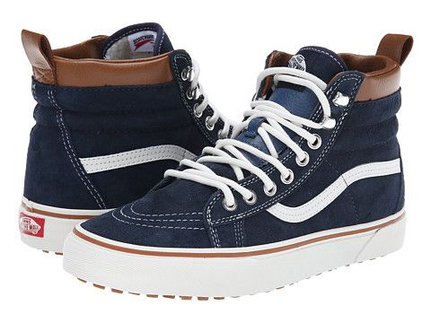 a2429fb05ee67e Vans SK8-Hi MTE (MTE) Dress Blues - Zappos.com Free Shipping BOTH Ways