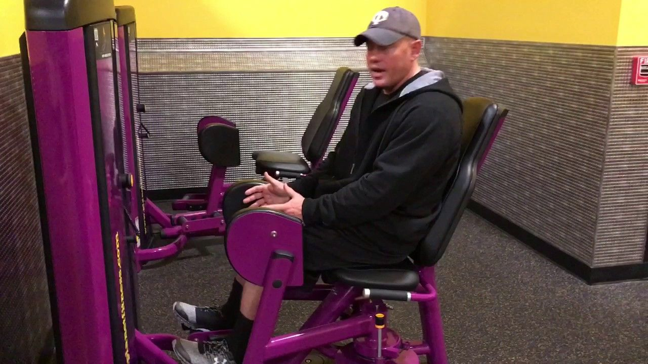Planet Fitness Hip Abduction Machine How To Use The Hip Abduction Mach Planet Fitness Workout Planet Fitness Machines Hip Abduction Machine