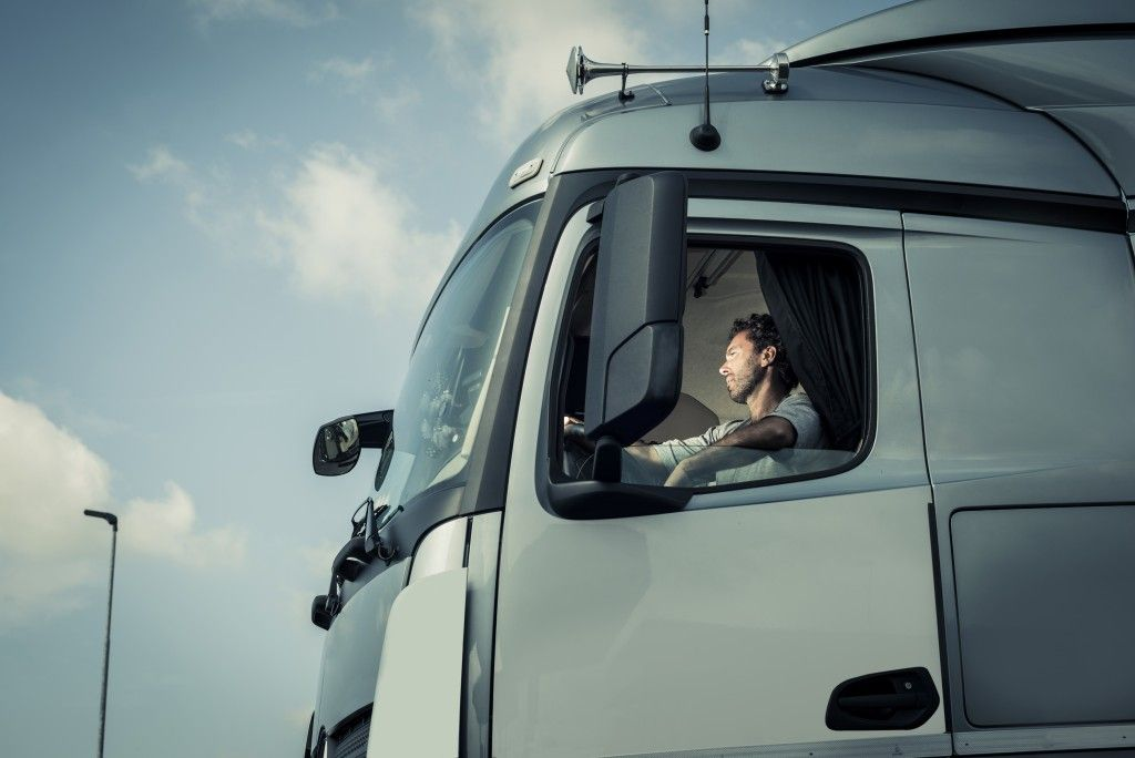 The United States has a massive shortage of truck drivers