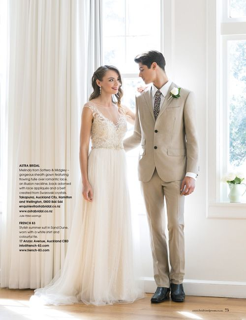 Sottero & Midgley Melinda from Issue 85 | As seen in Bride and Groom ...