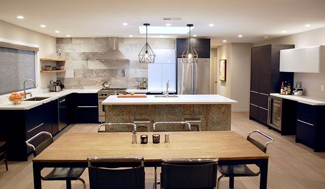 Rückwand Theke Küche Pinterest Kitchen installation, High - rückwand für küche