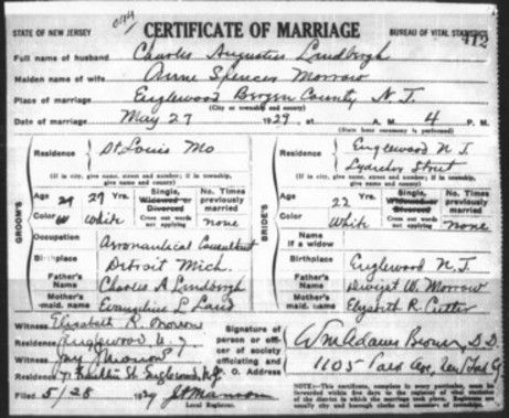 How to Get a Marriage License in New Jersey Marriage license and - fresh french birth certificate translation sample