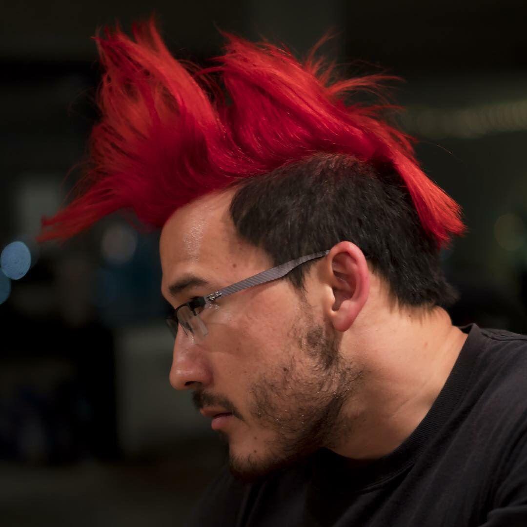 Markiplier On Twitter Markiplier Red Hair Markiplier Markiplier Hair