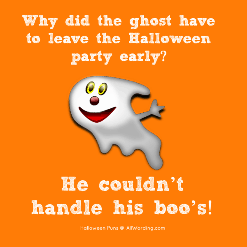 A Frightfully Batty List of Halloween Puns