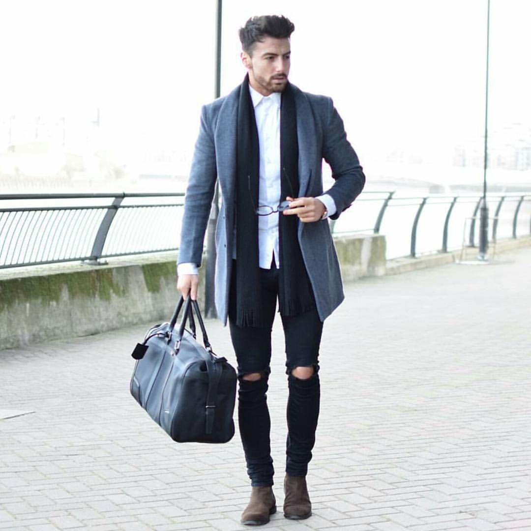 "On Trend And Elegant Looks For: Italian Menswear 👥 En Instagram: ""👊👏👏 Fashion Men Mr"