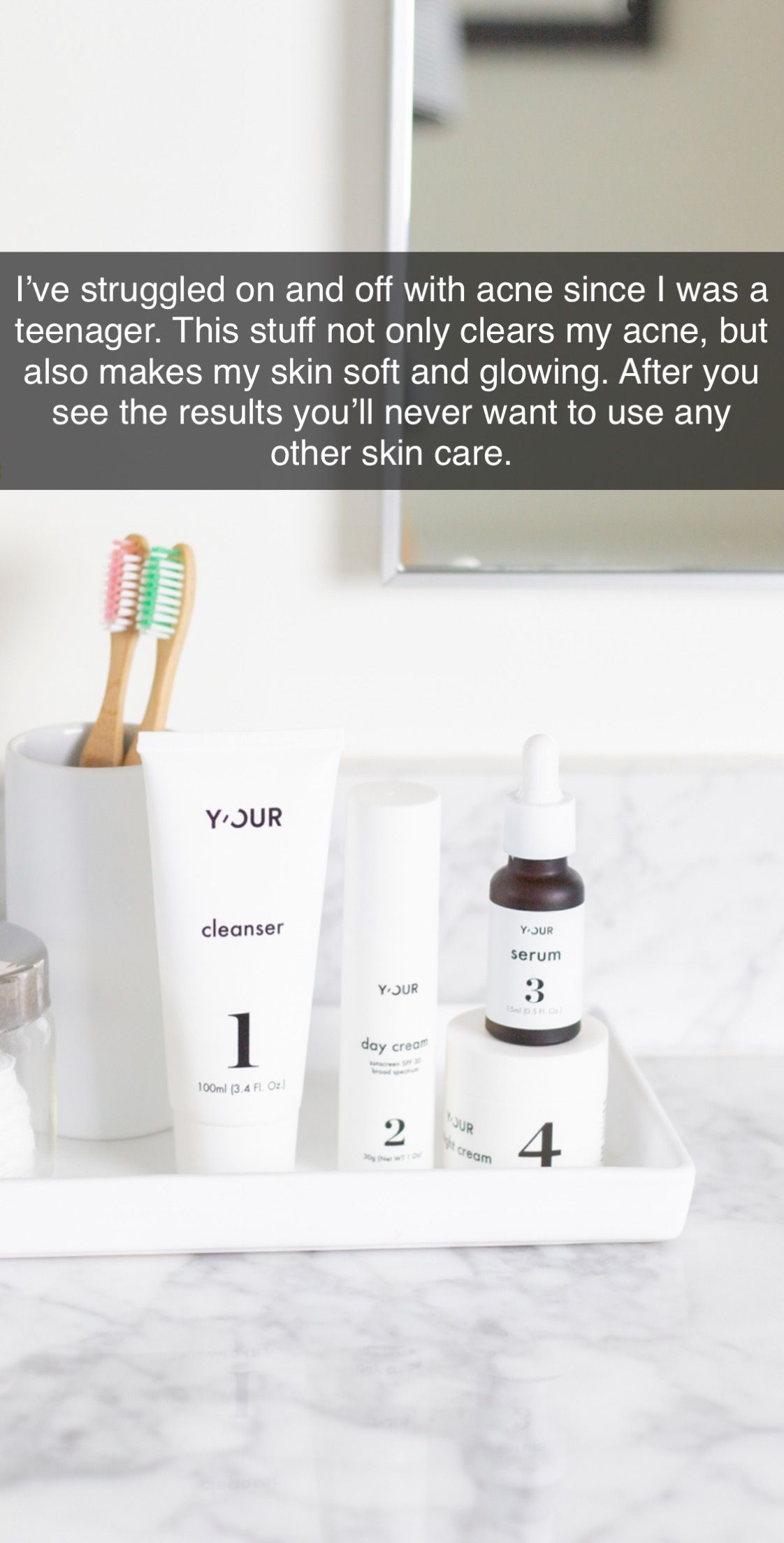 Personalized Skincare Products For Acne Clogged Pores And Problematic Skin Makeup Skin Care Clear Skin Tips Skin Care Solutions