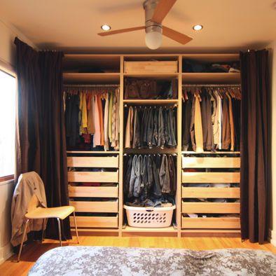 Bedroom Closet Design Ikea Closet Design Pictures Remodel Decor And Ideas  Bedroom