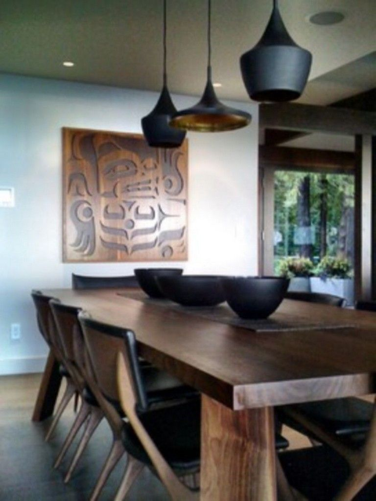 55 Current Masculine Dining Areas Decorating Ideas Masculine Dining Room Dinning Table Design Dining Room Design