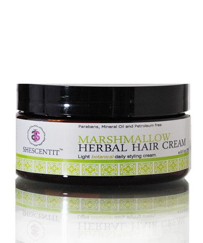 Shescentit Marshmallow Herbal Hair Cream – Hattaché