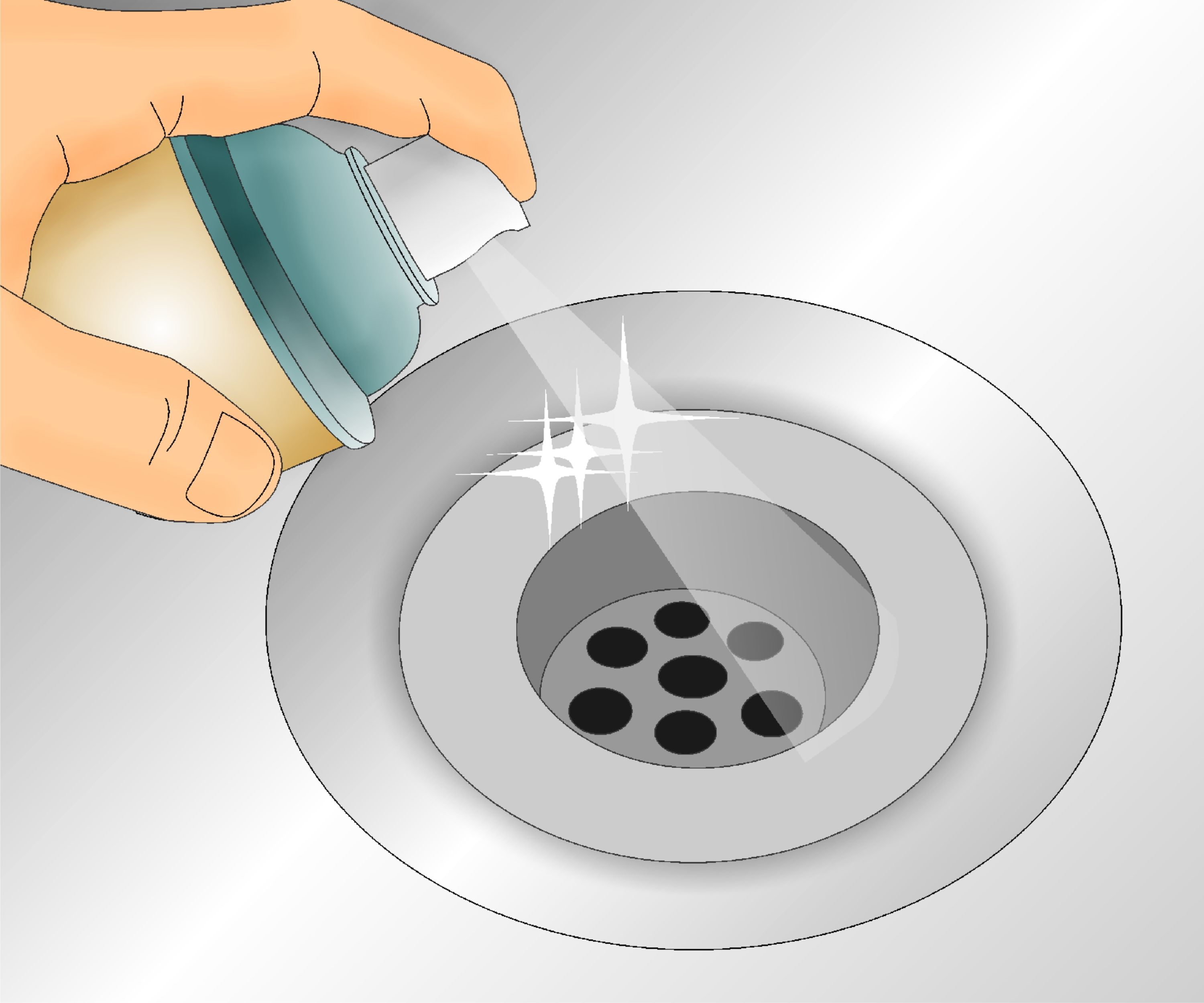 How To Get Rid Of Drain Flies Tiny Flies Get Rid Of Flies Cleaning Sink Drains