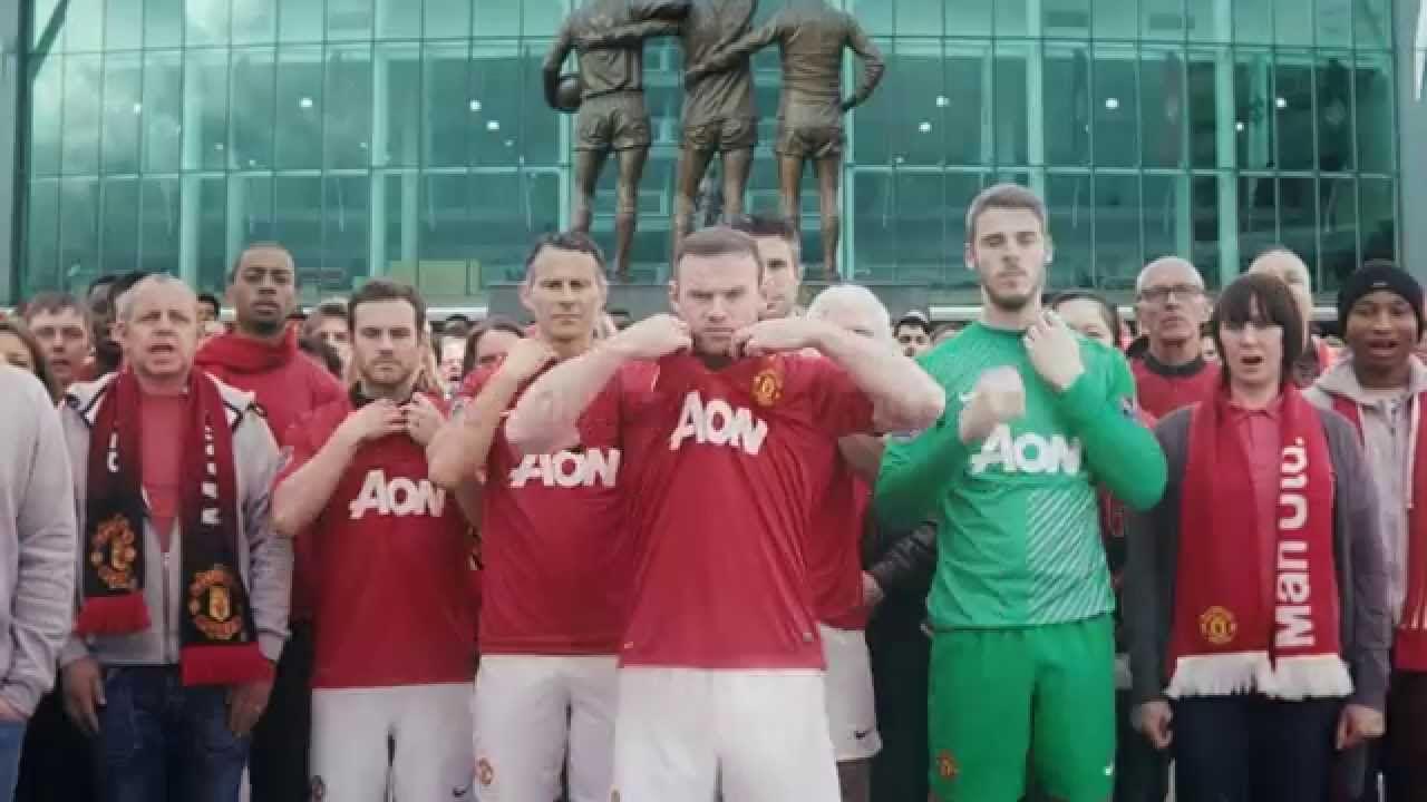 Glory Man Utd