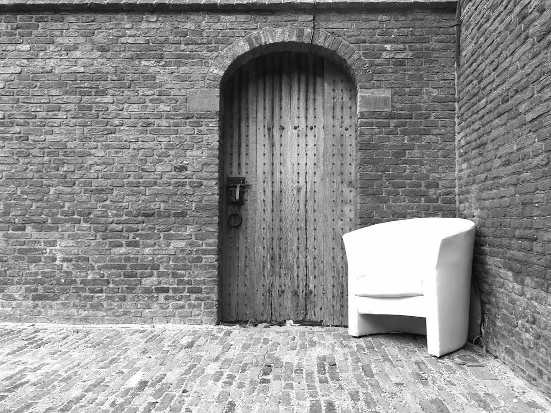 Chair for the guards