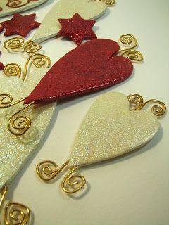 Con Tus Manos: Adornos de Navidad