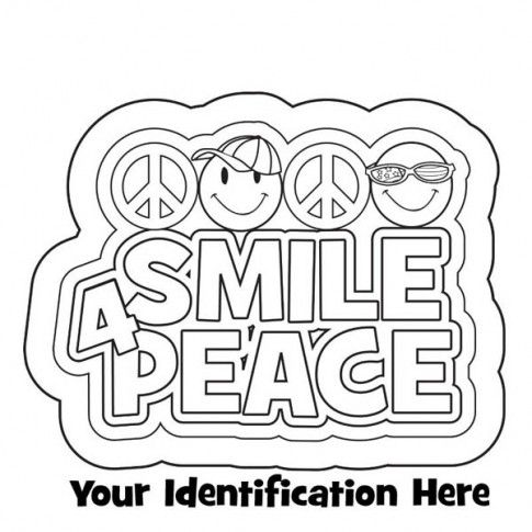 find this pin and more on peace by zenzero free peace sign coloring pages
