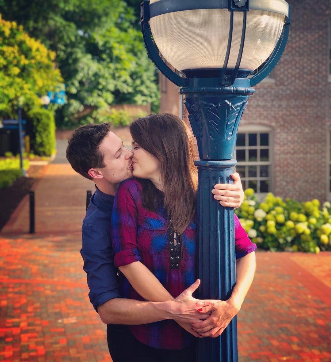 Kimberly J. Brown and Daniel Kountz — who costarred in the