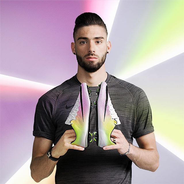 """<span class=""""emoji emoji1f31f""""></span>Brighten up your game. <span class=""""emoji emoji1f31f""""></span>Check out the new @nikefootball Radiant Reveal collection at nike.com/football. ..."""