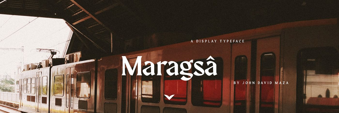 Maragsâ Free Font in 2020 Typeface, Display, Best web design