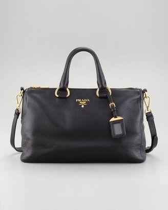 17d9e02fcc6ac ShopStyle: Prada Vitello Daino East-West Tote Bag | The Best Bags ...